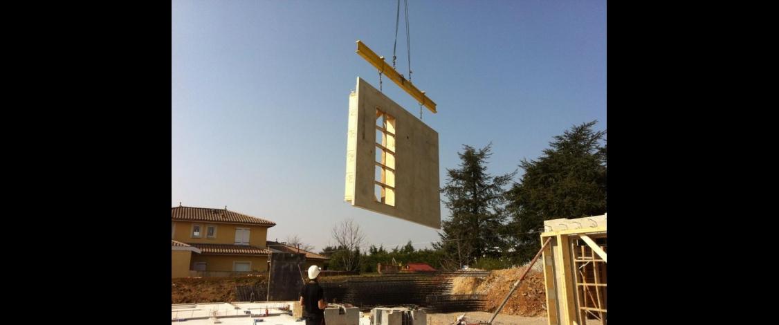 Chassieu - panneau - Farjot Constructions
