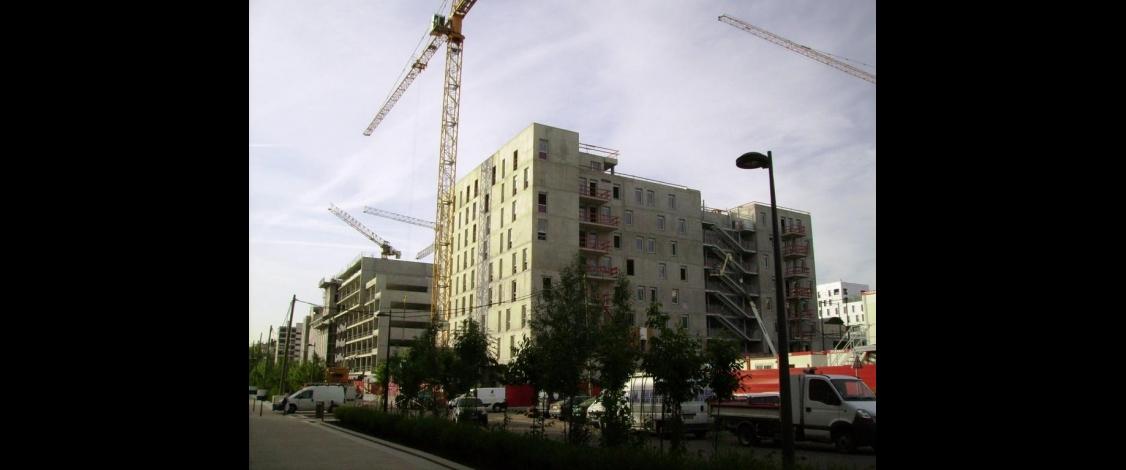 Lyon Confluence - Farjot Constructions