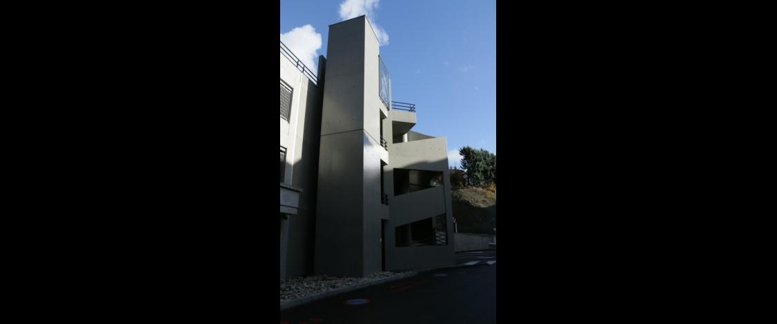 Farjot Constructions - Parking clinique Val Ouest 2