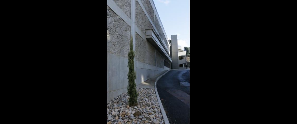 Farjot Constructions - Parking clinique Val Ouest 3