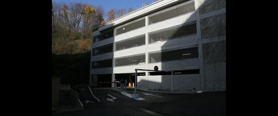 Farjot Constructions - Parking clinique Val Ouest 4