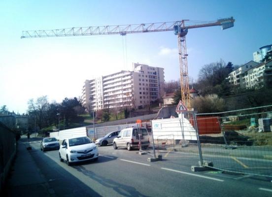 Lyon 5 - Lugdunum - Farjot Constructions