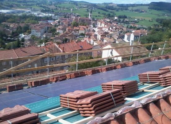 Rénovation particuliers Farjot Toitures